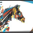 beygir (horse) by FAZLI CAKIR