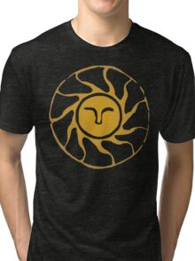 Praise the Sun Tri-blend T-Shirt