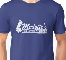 Merlottes Bar and Grill Sign geek funny nerd Unisex T-Shirt