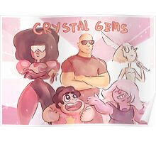 Crystal Gems Poster