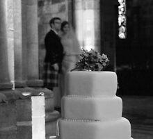 Wedding, Mansfield Traquair, Edinburgh by Ian William Smith