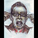 Chatty Man by DreddArt