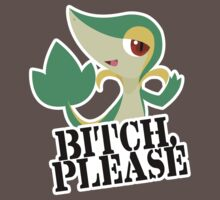Snivy - Bitch, Please by lomm