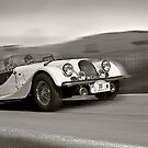 Morgan Plus 8 by Uwe Rothuysen