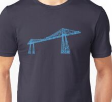 transporter bridge Unisex T-Shirt