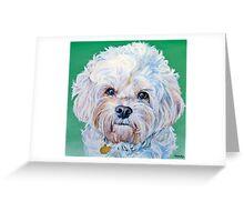 Louie Greeting Card