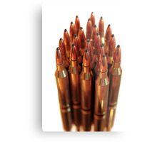 golden ammo  Metal Print