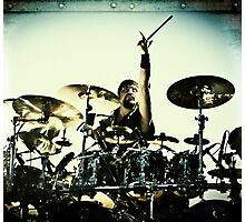 Dream Theater - Mike Portnoy Photographic Print