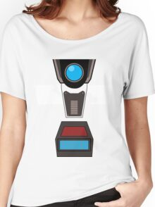 CL4P-TP Face Women's Relaxed Fit T-Shirt