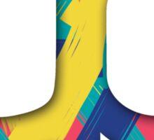 Crostplay in Colour Sticker