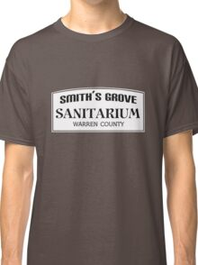 Smith's Grove Sanitarium geek funny nerd Classic T-Shirt