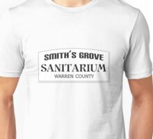 Smith's Grove Sanitarium geek funny nerd Unisex T-Shirt