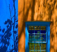 New Mexico Window by Dale O'Dell