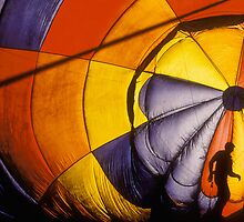 Hot Air Balloon by Dale O'Dell