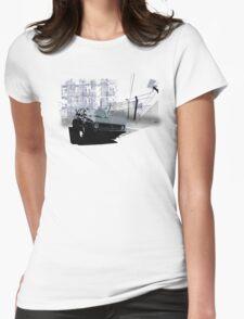 Urban Golf Mk1 Womens Fitted T-Shirt