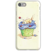 Cupcake Connoisseur iPhone Case/Skin