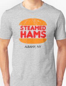 Retro Steamed Hams Unisex T-Shirt