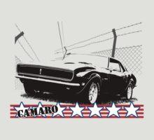 Camaro USA by Richard Yeomans