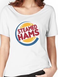 Steamed Hams Women's Relaxed Fit T-Shirt