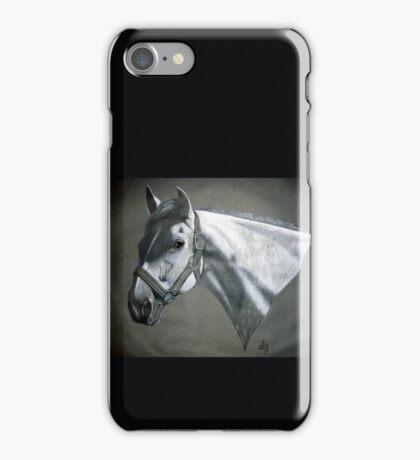 Grey on Gray iPhone Case/Skin