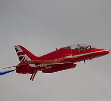 RAF Red Arrows by Jon Lees