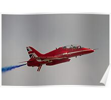 RAF Red Arrows Poster