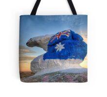 "Bear ""N"" it for Australia... Tote Bag"