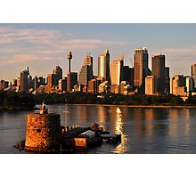 Sydney Down Under Photographic Print