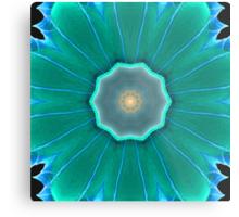 Sea Flower Metal Print