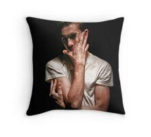 Ricky #102 Throw Pillow