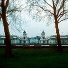 Old Royal Naval College, Greenwich by nealbarnett