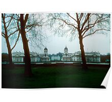 Old Royal Naval College, Greenwich Poster