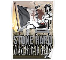 Stone Hard Partisan Poster