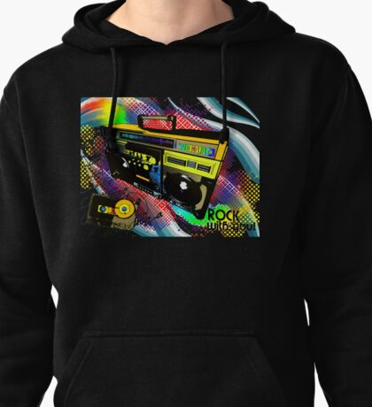 I wanna Rock with you Pullover Hoodie