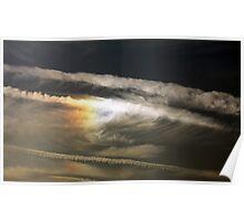 sky over Siena Poster