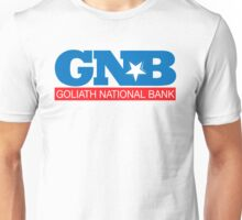GLOBAL NATIONAL BANC Unisex T-Shirt