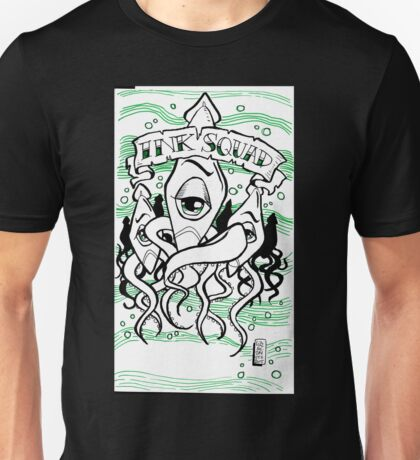 Ink Squad  Unisex T-Shirt