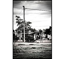 Rural Area Photographic Print