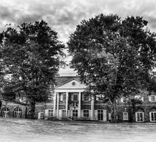 Hayfield House (front view) by Aaron Campbell