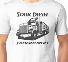 Sour Diesel Freightliners Unisex T-Shirt