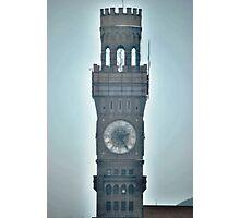 Baltimore Clocktower Photographic Print