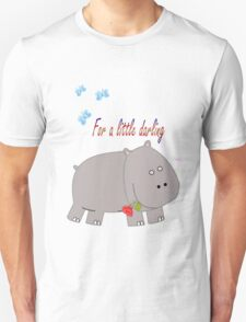 For a little darling Unisex T-Shirt