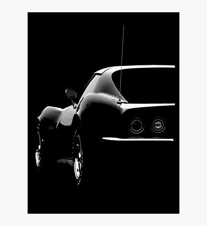 C3 Corvette Photographic Print