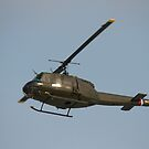 """Bell UH-1H """"Huey"""" helicopters by Jon Lees"""