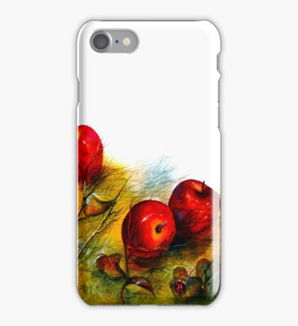 Under The Trees... iPhone Case/Skin