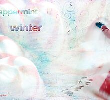 Peppermint winter by Olga