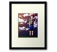 Nes! Framed Print