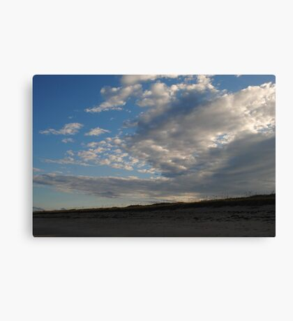 Floridian Horizon Canvas Print