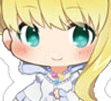 Chibi Princess Asseylum Sticker