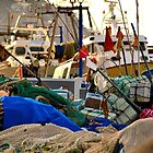 fishing boats andratx by phseven